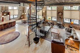 100 Lofts For Sale In Seattle Cozy Industrial Loft Conversion In Pilsen Rents For 1950 Curbed