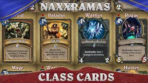 hearthstone naxxramas class card discussion youtube