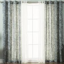 Joss And Main Curtains by Paisley Curtains U0026 Drapes Joss U0026 Main
