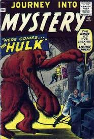 Cover Of Journey Into Mystery 62 Featuring Xemnu The Hulk