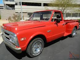 100 1970 Gmc Truck RUST FREE ARIZONA GMC C10 57L 350HP LONGBED