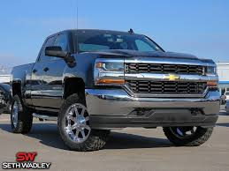100 Used Chevy Truck For Sale 2016 Silverado 1500 LT 4X4 In Ada OK