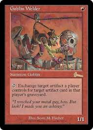 Goblin Charbelcher Vintage Deck by Legit Mtg The Vintage Advantage U2013 Guide To Welder Shenanigans
