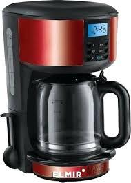 Coffee Maker Red 3 4 Nun Legacy Kitchenaid Cup Machine