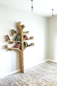 100 Tree Branch Bookshelves Kids Furniture Fun Unique Kids Green Bookcase In Design From