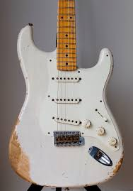Fender Custom Shop 56 Heavy Relic Stratocaster Blonde