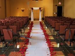 Indoor Home Wedding Ceremony Ideas Reception