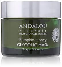 Andalou Naturals Glycolic Mask Pumpkin Honey by Andalou Naturals Glycolic Brightening Mask Pumpkin Honey 1 7