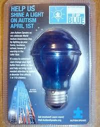 blue light bulbs autism speaks official