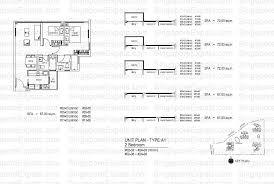 104 Tree House Floor Plan Singapore Condo Directory S 82295