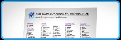 Free Downloadable PDF Checklist