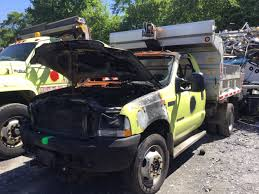 100 Wrecked Ford Trucks For Sale Salvage Heavy Duty F550 TPI