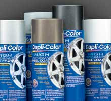 Duplicolor Bed Armor Colors by Duplicolor High Performance Wheel Paint Duplicolor