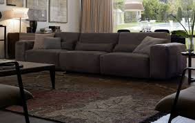 Chateau Dax Italian Leather Sofa by Host Sofa With Recliner Chateau D U0027ax Italmoda Furniture Store