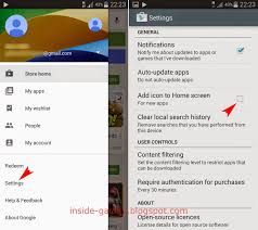 Samsung Galaxy S5 How to Disable Auto Add Icons for Newly