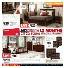 Home Furniture ON Pre Boxing Week Sale Flyer December 10 To 28