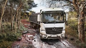 100 Ups Truck Dimensions Actros Logging Specification Dimension MercedesBenz