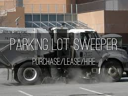 100 Parking Lot Sweeper Trucks For Sale By Ducksoregon