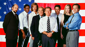 Clinton Cabinet Member Donna Crossword by West Wing U0027 Cast Reunites Reveals Who President Bartlet Would