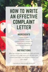Sample Complaint Letter Templates Inspirational Love Letter