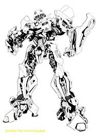 Coloring Pages Transformers Simple Sheets On Transformer Pics 1600
