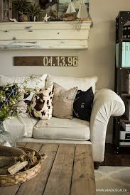 Living Room Decor Rustic Farmhouse Style Tv Entertainment Center Updated