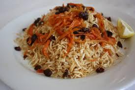 cuisine afghane afghanistan foods food