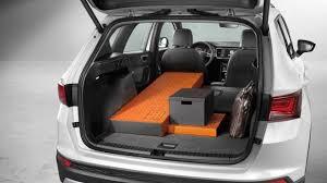 dimensions seat ateca 2016 coffre et intérieur