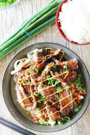 100 Korean Bbq Food Truck Beef Bulgogi Rice And Noodle Bowl Cupbop Copycat