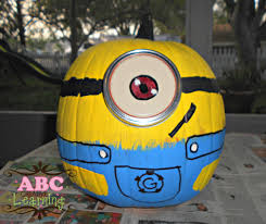 Minion Pumpkin Carvings by Minion Pumpkin Craft Minion Pumpkin Halloween Minions And