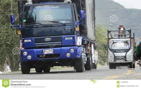 100 Nation Trucks In Developing Editorial Stock Image Image Of