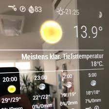 100 Wundergrond MMMWunderGround Temperature Stop Working MagicMirror Forum