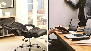 These Reclining Office Chairs Were Made For People Who Want To Nap ... Osmond Ergonomics Ergonomic Office Chairs Best For Short People Petite White Office Reception Chairs Computer And 8 Best Ergonomic The Ipdent 14 Of 2019 Gear Patrol Big Tall Fniture How To Buy Your First Chair Importance Visitor In An Setup Hof India Calculate Optimal Height The Desk For People Who Dont Like On Vimeo Creative Bloq