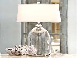 Fillable Glass Lamp Base Australia by Glass Base Table Lamps Australia With Fillable Lamp Pottery Barn