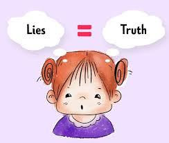Kids tell lies because they don t remember