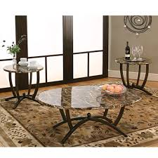 Big Lots Furniture Dining Room Sets by Includes Coffee Table And Two End Tables Faux Marble Tops Oval