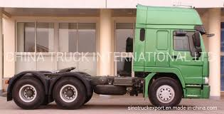 100 Used Tow Trucks Hot Item Low Price Sinotruck HOWO 6X4 3 Axle Tractor Truck