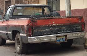 100 Mexican Truck Chevrolet CK 10 Questions Are These Tailights Special CarGurus