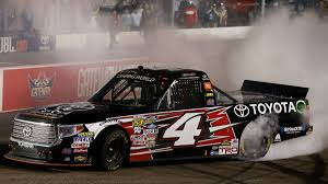 Christopher Bell, Toyota Win NASCAR Truck Race At Gateway