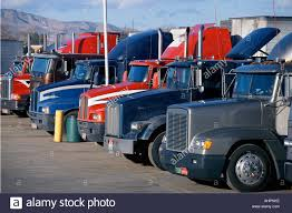 Big Rig Trucks In Parked At Truck Stop Mojave California Stock Photo ... Big Trucks Roll Into The Iowa 80 Truck Stop For Truckers Jamboree Truck Stop Cabin Ok Mike Steele Flickr City Rig Lego 6393 Pinterest Rig Coming To Custom My Boyfriend Is A Manager Big He Has Worn These Games Castaic Thomas Obrien Of Travelcenters America Takes Truckstop Service Under Armour Boys Beanie Bobs Stores Rigs Semi Different Brands Models And Colors Are Lined