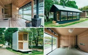 100 Japanese Prefab Homes Tiny House MUJI Huts Will Start At Just 25000 6sqft