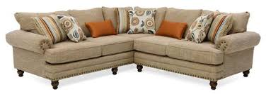 Bernhardt Foster Leather Furniture by Bernhardt Foster 2 Piece Leather Sectional Weir U0027s Furniture