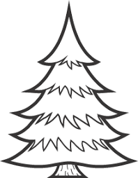 Tree Winter Clipart