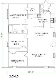 Pole Barn Home Floor Plans With Basement by Floor Plan For A 28 X 36 Cape Cod House House Plans
