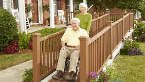 build a wheelchair ramp