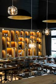 The Breslin Bar And Grill Melbourne by T Klooster De Pinte Wille H Interior Design Restaurant Dark