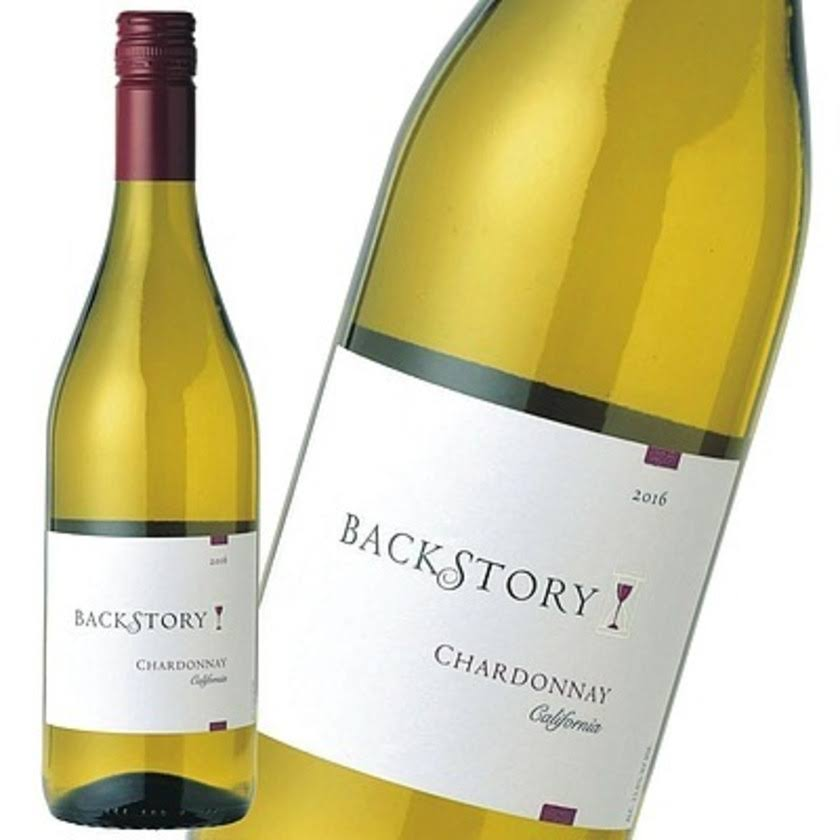 Backstory Chardonnay 2015 / 750 ml.