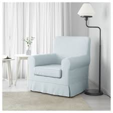 JENNYLUND Armchair Nordvalla Light Blue - IKEA Ektorp Armchair Nordvalla Dark Grey Ikea Jennylund Cover Mellby Dansbo Tullsta Stensa White Medium Jppling Pong Seglora Natural Glose Brown Cozy Armchairs Kiku Corner Chairs Stools Benches Strandmon Wing Chair Skiftebo Yellow