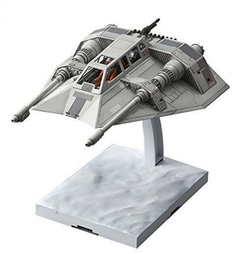 Bandai Star Wars Snowspeeder Building Kit - 1:48 Scale