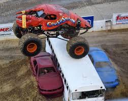 Monster Trucks Draw Monster Crowd To Mansfield Motor Speedway ... Monster Jam Avengers Jim Koehler Promises To Turn On A Show Full Throttle Trucks Things To Do In Columbus This Weekend Apr 21st 23rd 2017 Kid 101 Tas032317 Mattel Autographed Hot Wheels Grave Digger Diecast Ncaa Football Headline Tuesday Tickets On Sale Buy Or Sell 2018 Viago Home Facebook Seatgeek At The Bbt Center August 11 12 Macaroni Freestyle Ohio Youtube Official Premium Book